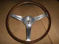 NARDI  old  Classic Wood Steering Wheel