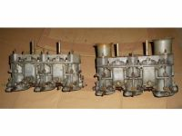 WEBER carburettors for Porsche 911