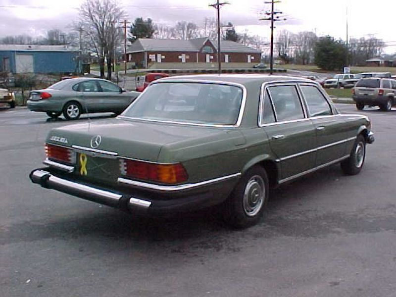 1976 mercedes benz 450sel for sale classic car ad from for 1976 mercedes benz for sale
