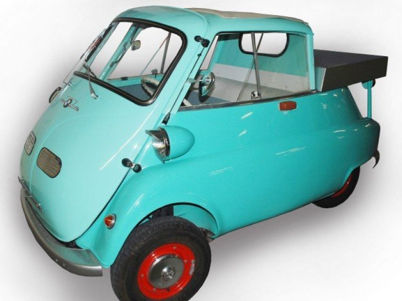 1957 bmw isetta vendre annonces voitures anciennes de. Black Bedroom Furniture Sets. Home Design Ideas