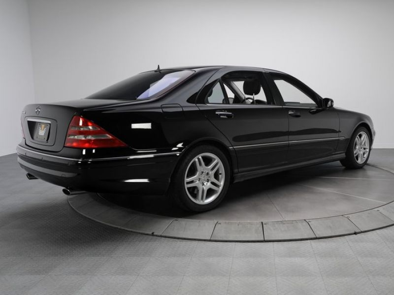2002 Mercedes-Benz S600 for sale - Classic car ad from ...