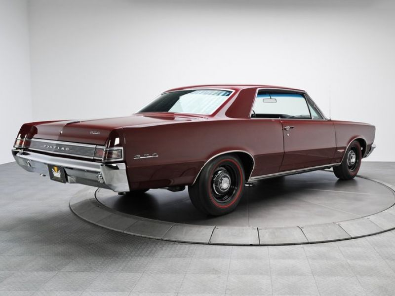 1965 Pontiac Gto For Sale Classic Car Ad From