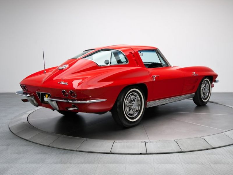 1963 chevrolet corvette z06 for sale classic car ad from. Black Bedroom Furniture Sets. Home Design Ideas