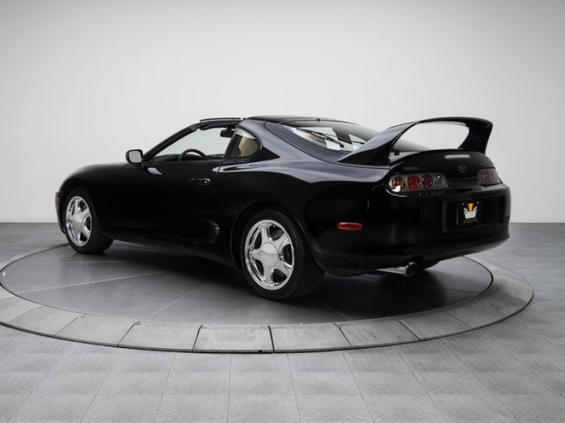 1998 toyota supra twin turbo for sale classic car ad from. Black Bedroom Furniture Sets. Home Design Ideas