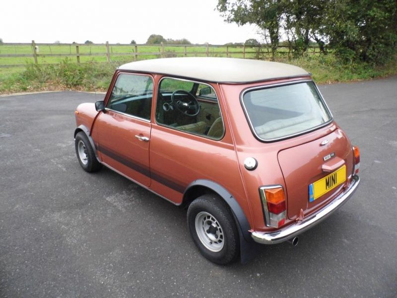 1979 austin mini for sale classic car ad from. Black Bedroom Furniture Sets. Home Design Ideas