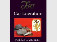 Iso Car Literature – The Book