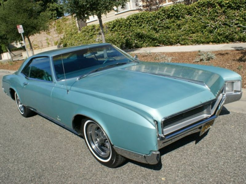 1966 Buick Riviera For Sale Classic Car Ad From