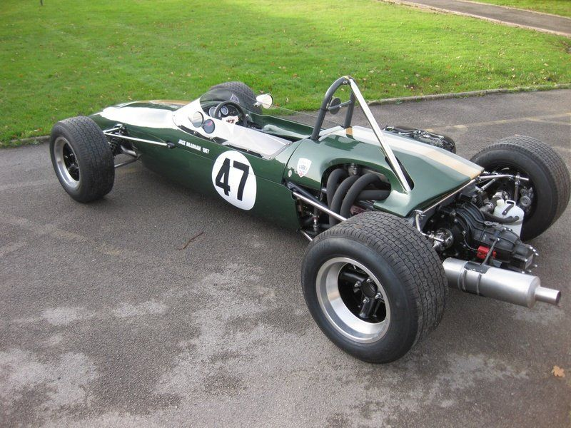 Accident Cars For Sale In Denmark: 0 Brabham BT23 For Sale