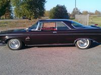 1962 Chrysler, Crown Imperial