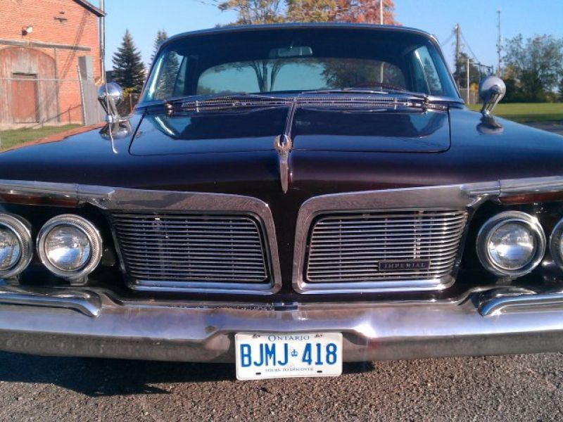 1962 Chrysler Crown Imperial for sale - Classic car ad from ...