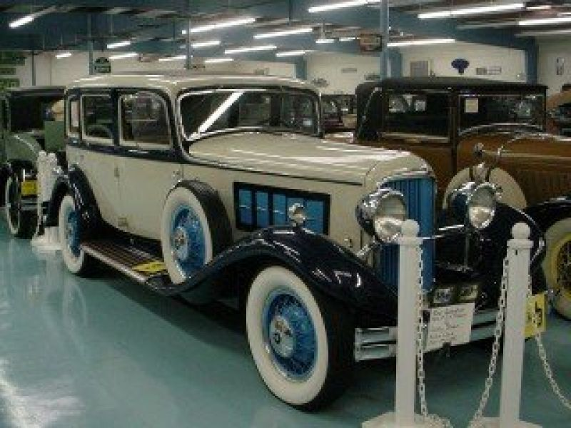 1931 Reo Royale for sale - Classic car ad from CollectionCar
