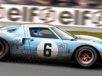 Ford GT40 LM 1969