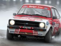 Ford Escort Belga