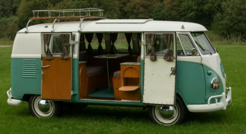 1960 VW/Volkswagen, Westfalia, T1, SO23