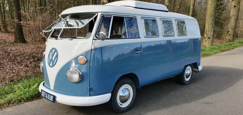 1965 VW/Volkswagen, Volkswagen T1 SO42 Westfalia