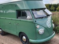 1967 VW/Volkswagen, T1, Bus, Panel, Kastenwagen, Split, VW, Highroof