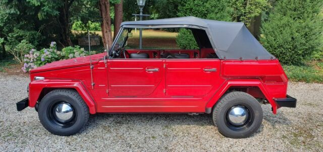 1979 VW/Volkswagen, Kubel, Volkswagen 181, VW Thing
