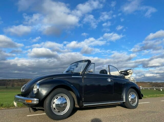 1972 VW/Volkswagen, Beetle, Convertible, Kaefer