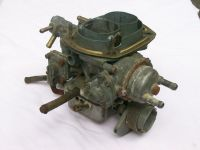 Fiat Spider 124 1975  Carburetor