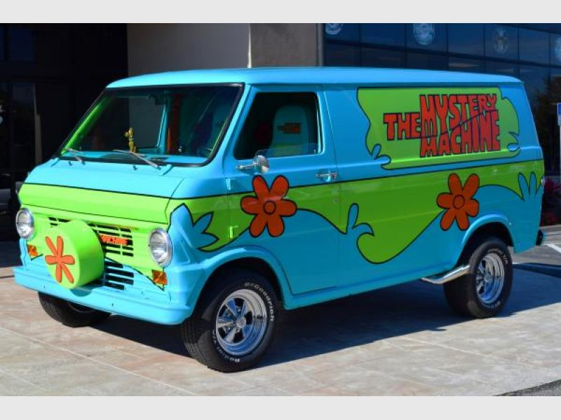 1972 Z Movie Car Scooby Doo For Sale Classic Car Ad From