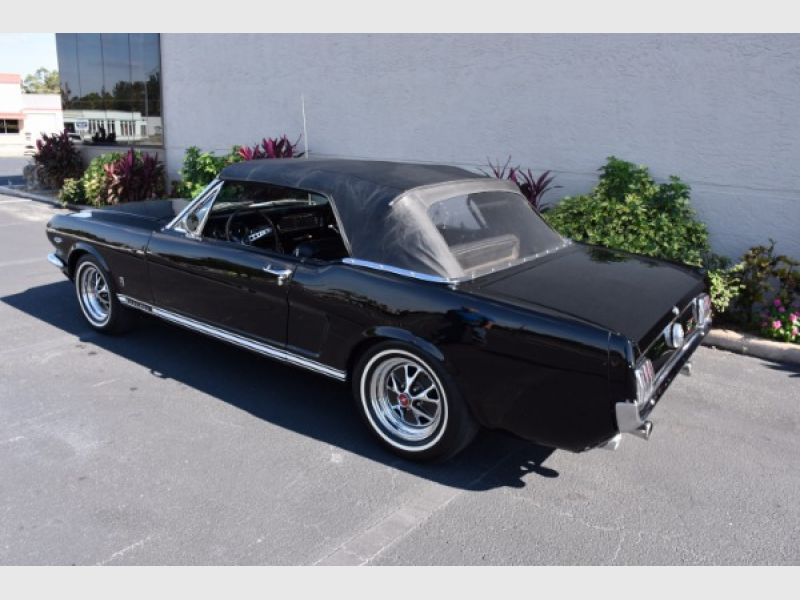 1966 Ford Mustang for sale - Classic car ad from