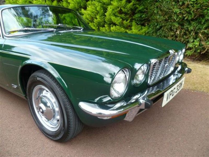 1974 Jaguar XJ12 for sale - Classic car ad from ...