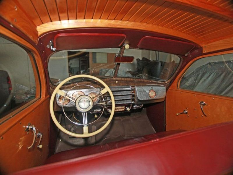 1941 Buick Estate Wagon For Sale Classic Car Ad From