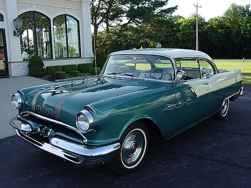 1955 Pontiac Starchief for sale - Classic car ad from ...