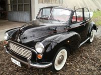 1954 Morris Minor, MM Series