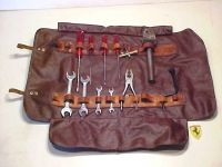 Ferrari 330 Tool Kit Tool Kit Roll Bag T
