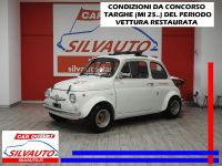 1972 Abarth, ABARTH 695 SS (ESSEESSE) ASSETTO CORSA - REPLICA SU BASE 500 L - PERFETTA