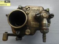 CARBURETOR WEBER 26DRN6 X VARIOUS MODELS