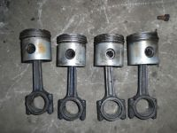 PISTON&CONNECTING RODS  FIAT 1100 103