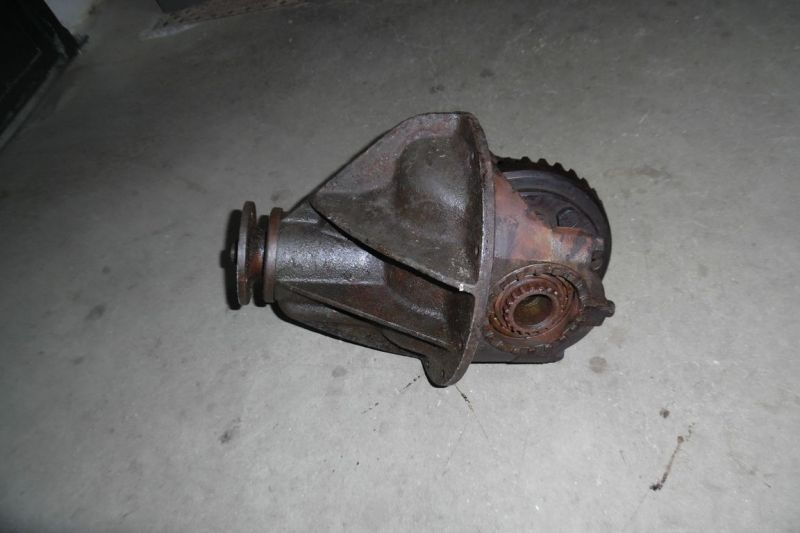 DIFFERENTIAL GROUP 9X40  FIAT CAMPAGNOLA