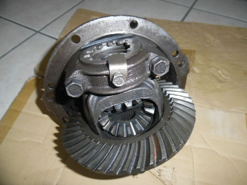 DIFFERENTIAL GROUP 10X43 FIAT 1100 ABES