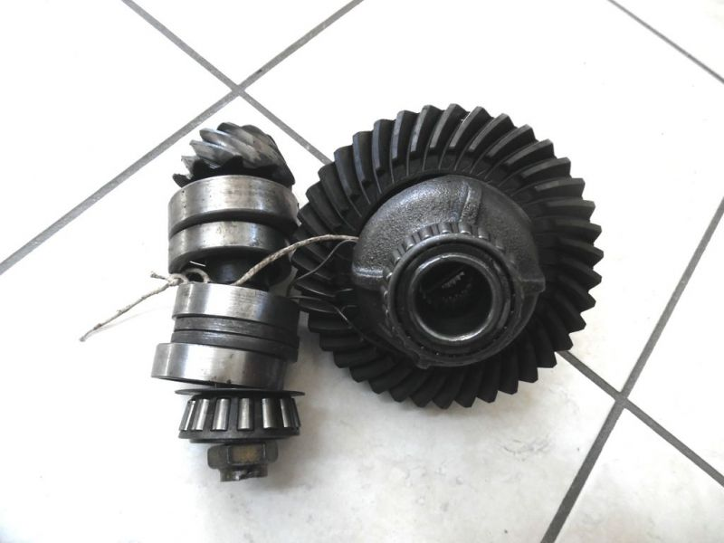 DIFFERENTIAL GROUP 10X39 FIAT 131