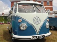 1965 VW 21 Window Samba RHD Devon Conver