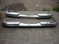 Mercedes benz w108 stainless steel bumpe
