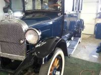 1926 Dodge Brothers, Touring Car