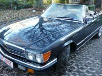 1986 Mercedes-Benz, 560SL