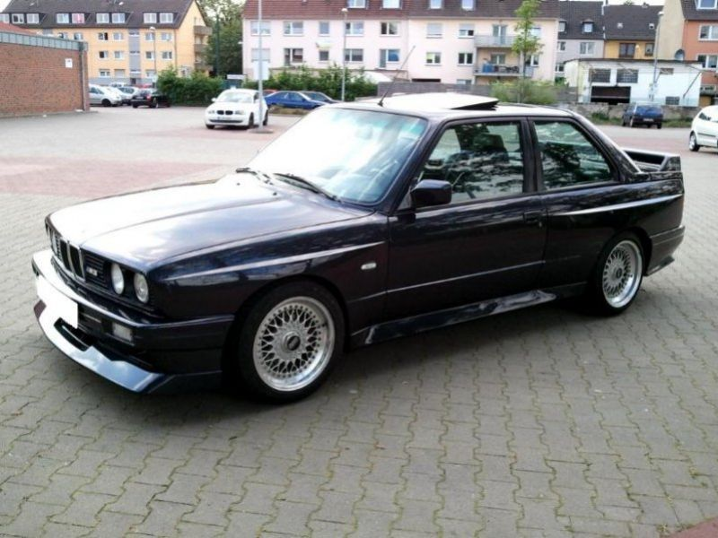 Fin 1989 BMW M3 in vendita - Auto d'epoca da CollectionCar.com. XG-61