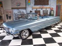 1960 Oldsmobile, Dynamic Eighty-Eight 88 Convertible mit H-Zulassung & TUV