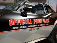 1978 Chevrolet, Corvette C3 Official Pace Car L82 Matching Numbers