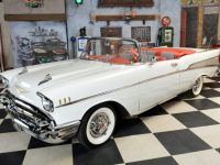 1957 Chevrolet, Bel Air Convertible