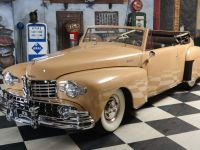 1948 Lincoln, Continental Convertible V12