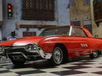 1963 Ford, Thunderbird 2D Hardtop Coupe