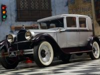 1928 Packard, 443 Club Sedan