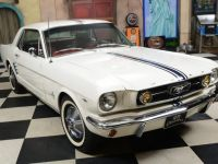 1966 Ford, Mustang Coupe