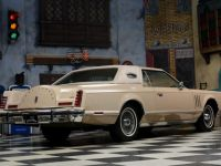 1978 Lincoln, Continental Mark V 2D Coupe