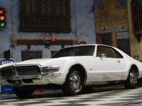 1968 Oldsmobile, Toronado 2D Coupe